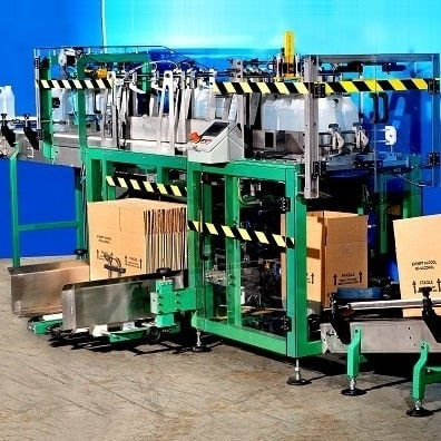 Drop Load Case Packaging Machine