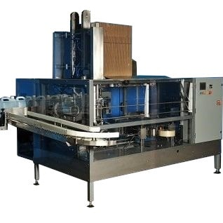 Case Packer | Side Loading Case Packer